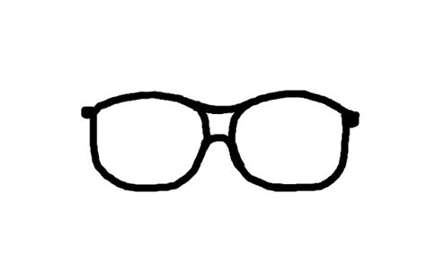 cartoon glasses pictures clipart best