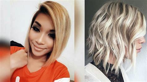 cortes de cabello modernos para mujer cortes de cabello bob 2018 para mujer cortes de cabello