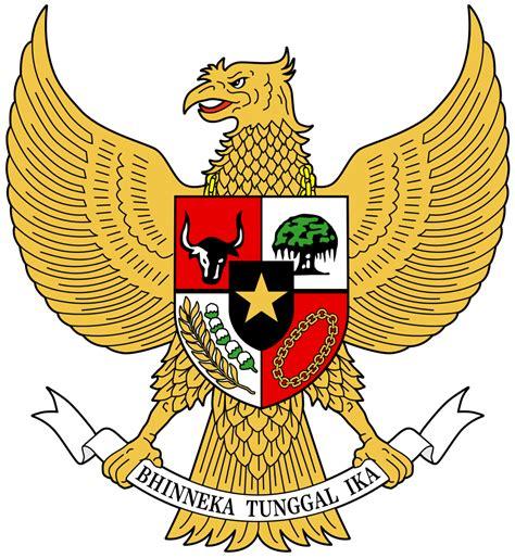 Garuda Pancasila file garuda pancasila coat of arms of indonesia svg