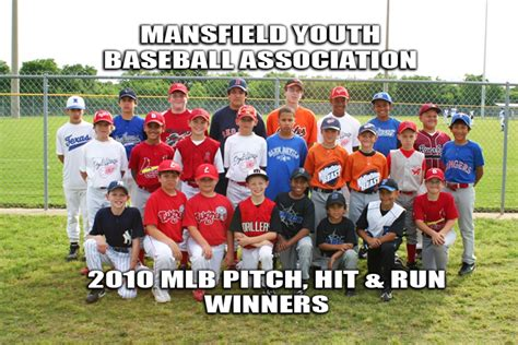 pitch hit and run sectional results association news events