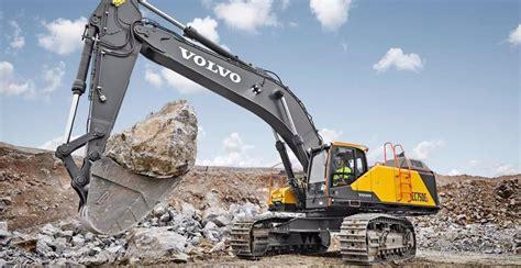 volvo ecc lc crawler excavators construction al futtaim auto rental
