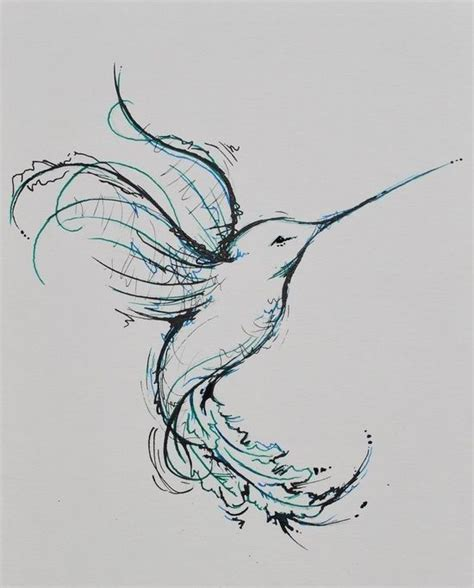 Hummingbird Outline Picture by Hummingbird Sketch Tattoos Ideas Hummingbirds And Ideas