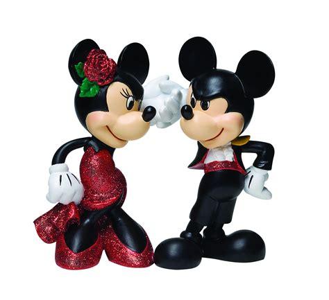Cardigan Mickey Import previewsworld disney showcase mickey minnie paso doble