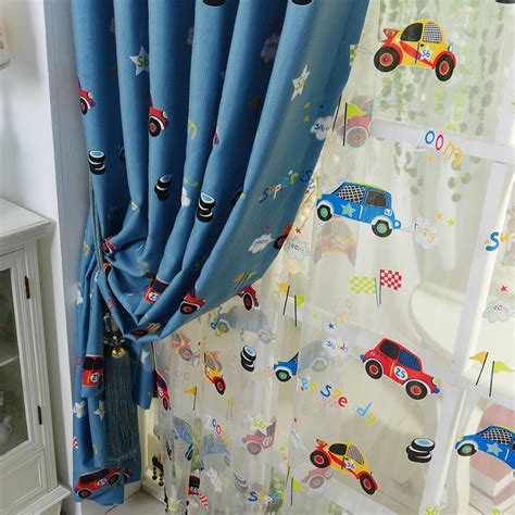 Nursery Boy Curtains Boys Nursery Curtains Thenurseries