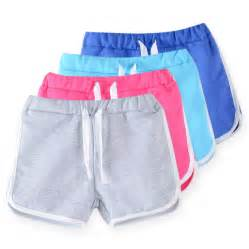 colored shorts clothing 2016 new color summer