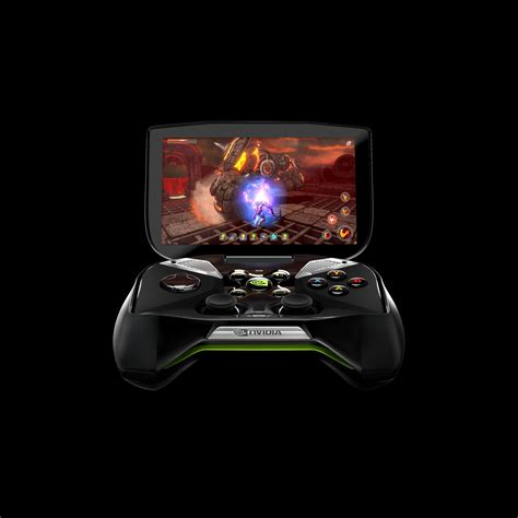 nvidia portable console nvidia announces new portable gaming system project