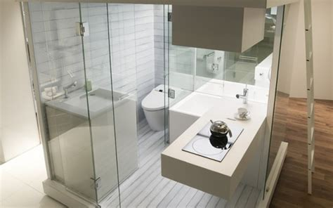 modern bathrooms for small spaces dadka modern home decor and space saving furniture for