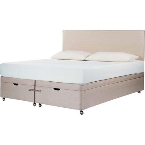 king size ottoman beds uk tempur ardennes king size ottoman bed base only free uk