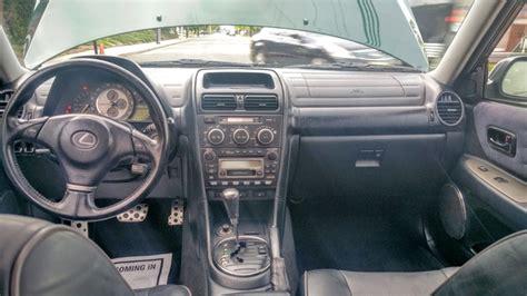 lexus wagon interior 2002 lexus is 300 interior pictures cargurus