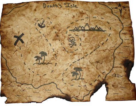 Treasure Map by 7M7UF on DeviantArt