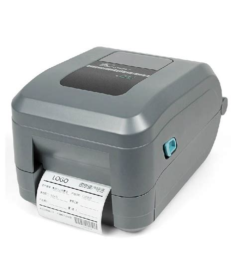 zebra gt820 barcode printer buy at best price on snapdeal