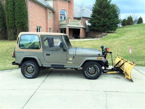 jeep wrangler inline 6 engine 1989 jeep wrangler yj 4x4 4 2l inline 6 cylinder