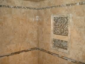 Shower shelf designs ideas tiny ceramic tile wall niche shower shelf