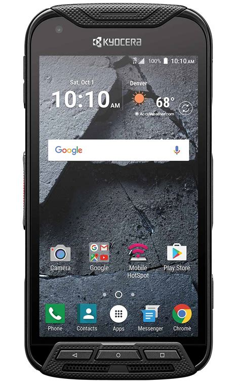 kyocera rugged smartphone t mobile launches kyocera duraforce pro and alcatel go flip for 425 and 75 the android soul