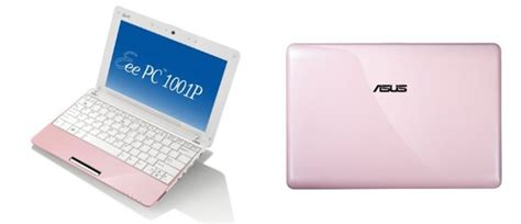 Laptop Asus Pink best pink netbooks mini laptops with style