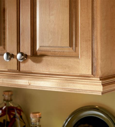 Molding For Kitchen Cabinets by Moldings And Accents At Kraftmaid Kitchens Cabinet