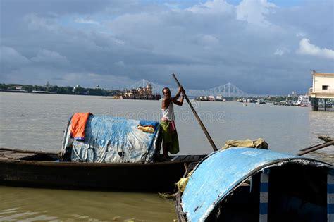 fishing boat price in kolkata ganges river in kolkata editorial image image of kolkata