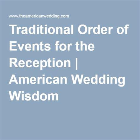 17 best ideas about wedding reception timeline on reception timeline wedding