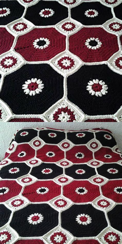 25 Unique Hexagon Crochet Ideas On Hexagon 25 unique hexagon crochet pattern ideas on