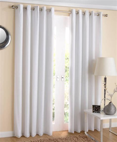 thermal lined eyelet curtains 1 pair glitz sparkle fully lined thermal voile curtains