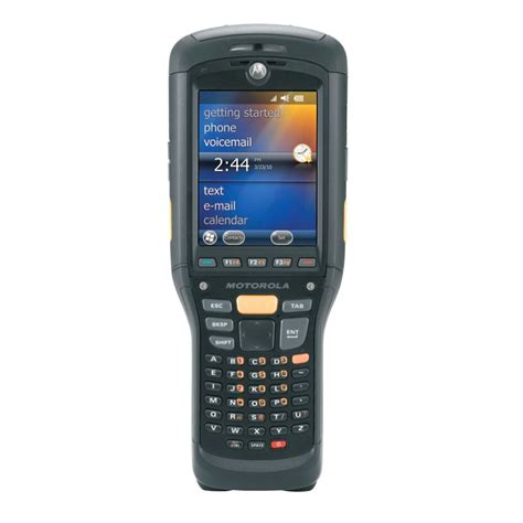 rugged mobile computer motorola mc9500 k wireless rugged mobile computer piicomm