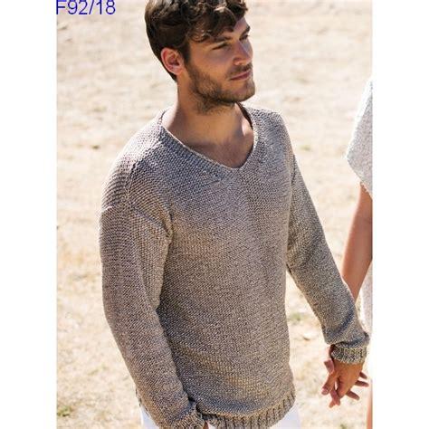 Modele Pull Homme patron tricot homme gratuit