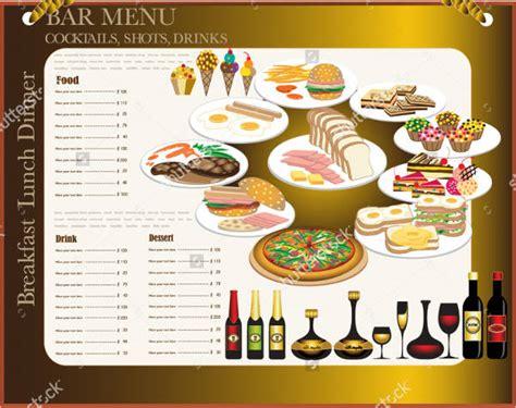 sle menu card wedding food menu card wedding ideas 2018