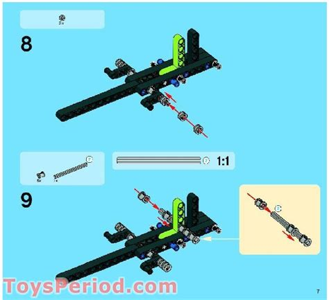 G Shock 0454 A4 5cm lego 8291 dirt bike set parts inventory and lego reference guide