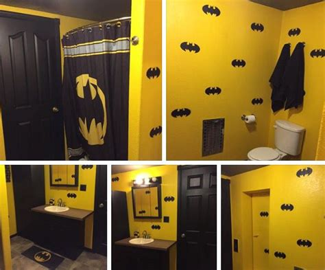 25 best ideas about batman bathroom on batman