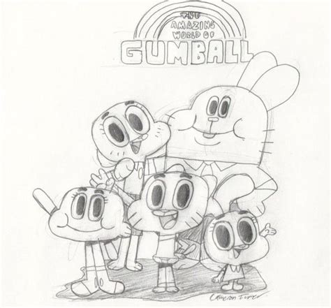 coloring pictures of the amazing world of gumball mobile the amazing world of gumball coloring coloring pages
