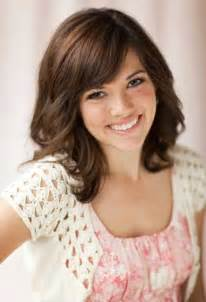 cut and style side bangs hair 25 short medium length haircuts short hairstyles 2016