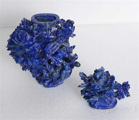 Lapis Lazuli Vase by Lapis Lazuli Covered Vase Urn 19th Century At 1stdibs