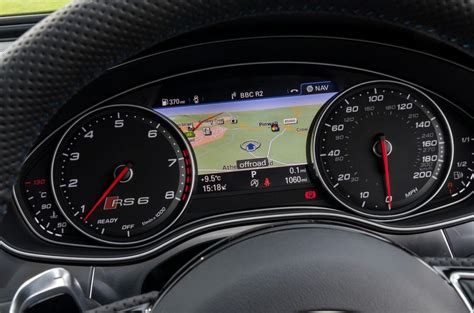 how cars run 2006 audi tt instrument cluster audi rs6 interior autocar