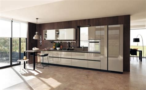 Yellow Kitchen Decorating Ideas Cool Ultra Modern Kitchen By Scavolini Digsdigs