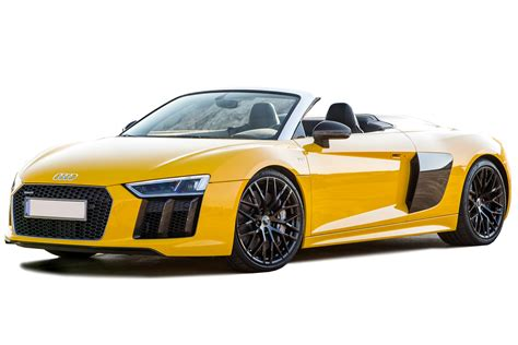 Audi Sportwagen R8 by Audi R8 Spyder Convertible Review Carbuyer