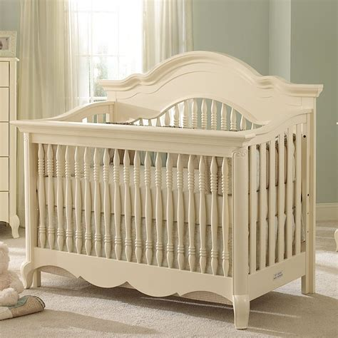suite bebe lifetime 4 in 1 crib white linen