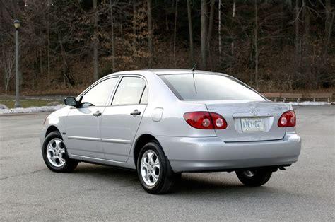 2008 Toyota Le Album Toyota Canada