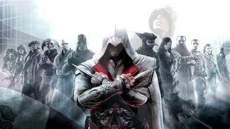 brotherhood in assassin s creed brotherhood theme ezio s family hd
