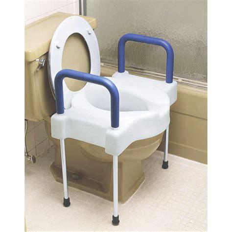 heavy duty elevated toilet seat maddak heavy duty elevated toilet seat with aluminum legs