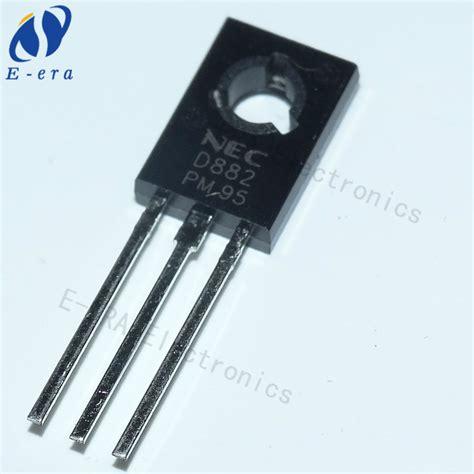 persamaan transistor nec d882 28 images d882 3a 40v npn to 126 sản phẩm linh kiện điện tử