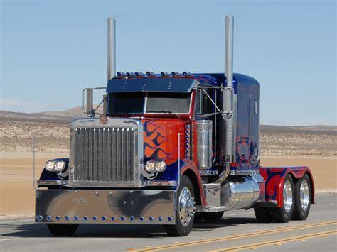 semi truck 9 super cool semi trucks you won t see every day