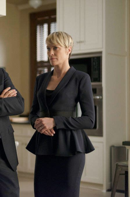 Robin Wright Claire Underwood Robin Wright Best Robin Wright Haircut | 28 best images about house of cards fashion style on