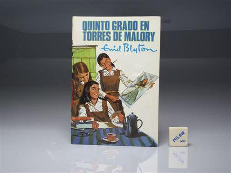 libro quinto grado en torres libro n 186 62 quot quinto grado en torres de malory quot enid blyton semi nuevo www trenesymas com