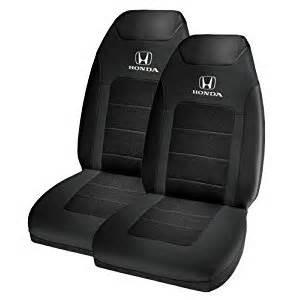 Seat Cover Honda Honda Sport Logo Emblem Front Licensed Seat Covers