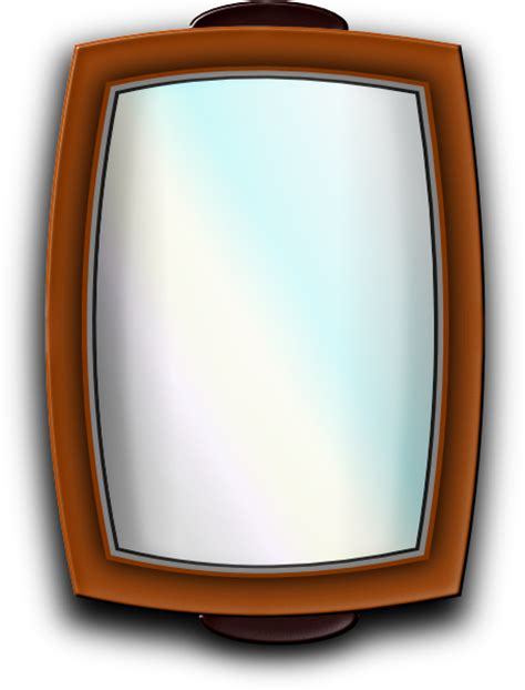 Bathroom mirror clip art at clker com vector clip art online royalty free amp public domain
