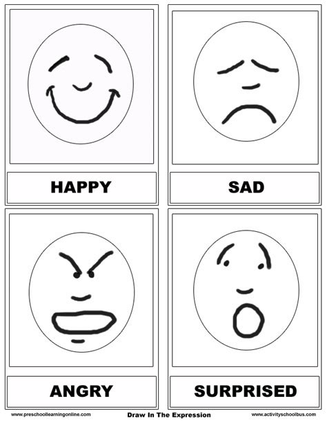 printable emotion flashcards for toddlers free emotions flashcards feelings cards preschool