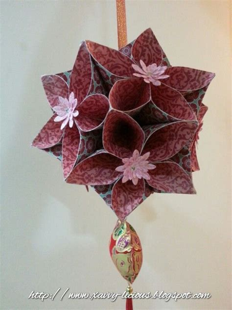 New Year Origami Decorations - 17 best ideas about new year decorations on