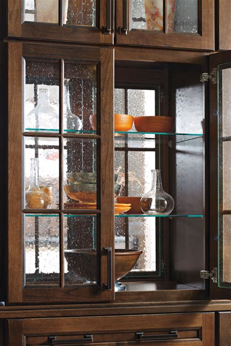 glass shelves for kitchen cabinets cabinets with glass shelves schrock cabinetry