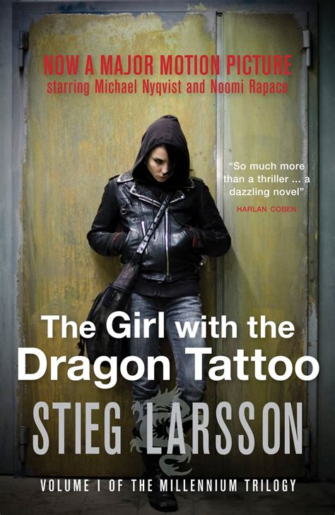the girl with the dragon tattoo book the with the rosenblum tv