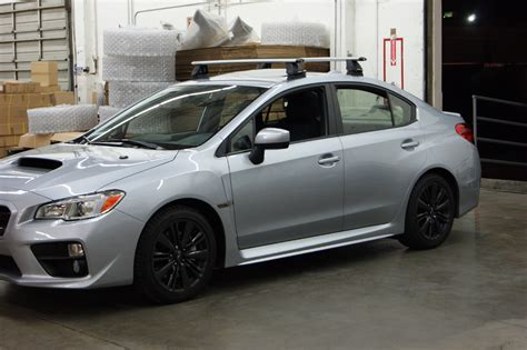 Roof Rack For Subaru Wrx by 2014 Subaru Impreza Roof Rack Pictures To Pin On
